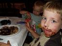 Albin au chocolat -- Cliquez pour voir l'image en entier