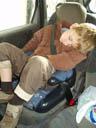 Albin, pas fatigué. Qu'est-ce que ça doit être quand il l'est ;-)